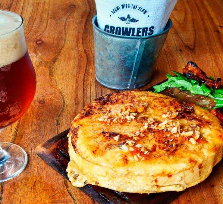 Provolone Grill - Growlers