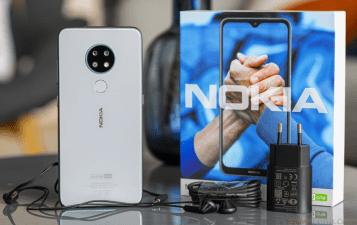 موبايل Nokia 6.2 سعر