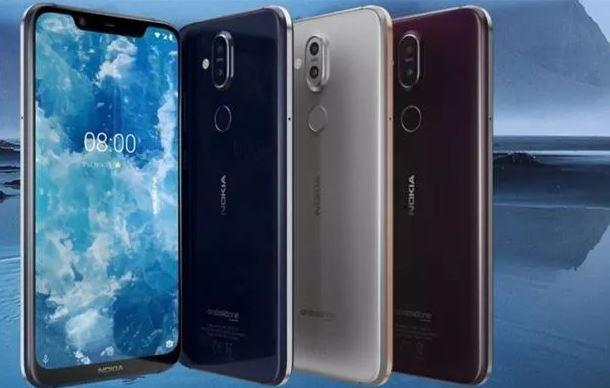 أسعار ومواصفات موبايل Nokia 8.2