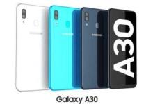 Photo of أسعار ومواصفات هاتف Samsung Galaxy A30