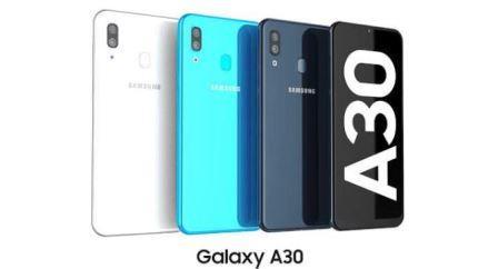 أسعار ومواصفات هاتف Samsung Galaxy A30