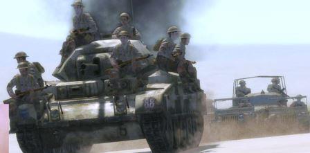 تقسيم القوات في لعبة Call of Duty WWII
