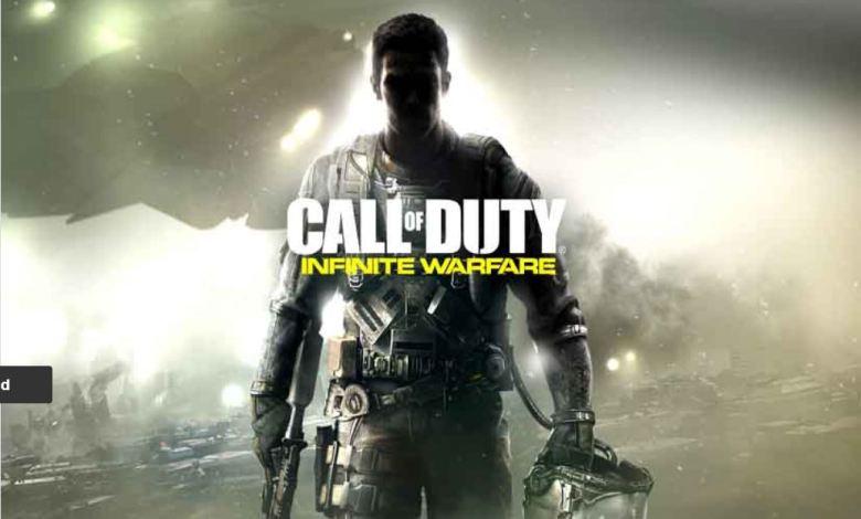 تحميل كول أوف ديوتي إنفنت وورفير للكمبيوتر Call Of Duty Infinite Warfare
