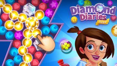 Photo of تحميل لعبة ديموند ساغا Diamond Diaries Saga للكمبيوتر