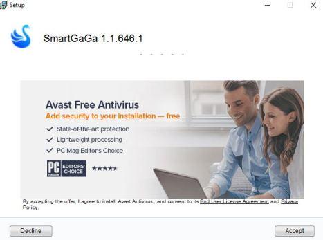 تنصيب محاكي Smart Gaga على الكمبيوتر-4