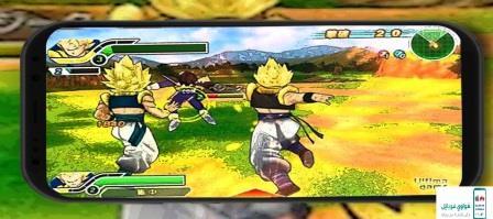 تحميل لعبة Dragon Ball Z Budokai Tenkaichi للكمبيوتر