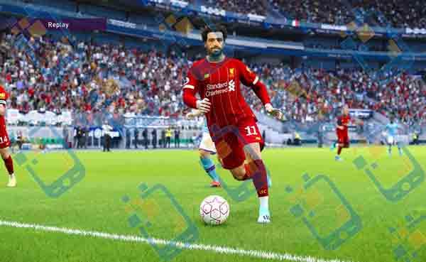 صور من داخل لعبة اي فوتبول برو افولوشن سوكر 02