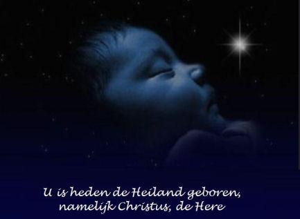 een Kind is geboren