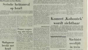 Komeet Kohoutek 1973