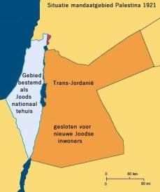 Mandaat Palestina