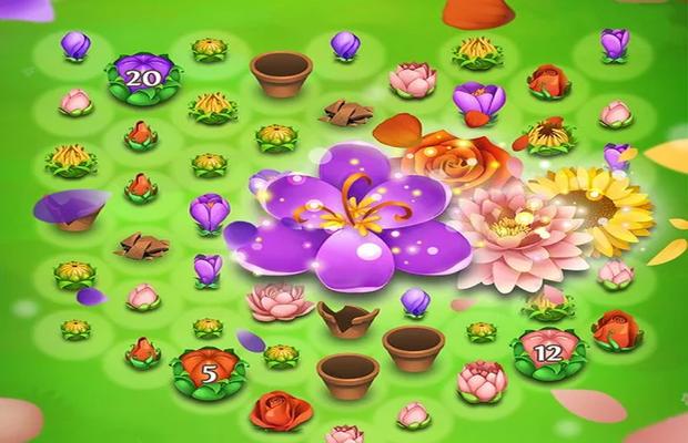 Blossom Blast Saga mod apk