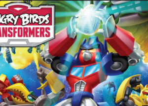 Angry Birds Transformers v1.19.3 Apk + Mod + Data for android