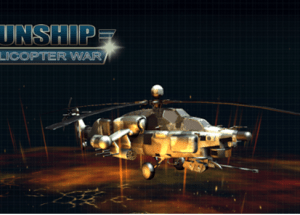 GUNSHIP BATTLE Helicopter 3D v2.4.10 Apk + Mod + Data for Android