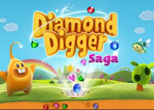 Diamond Digger Saga v2.2.2 Apk + MOD for Android