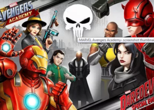 MARVEL Avengers Academy v1.3.3 Apk + Mod for android