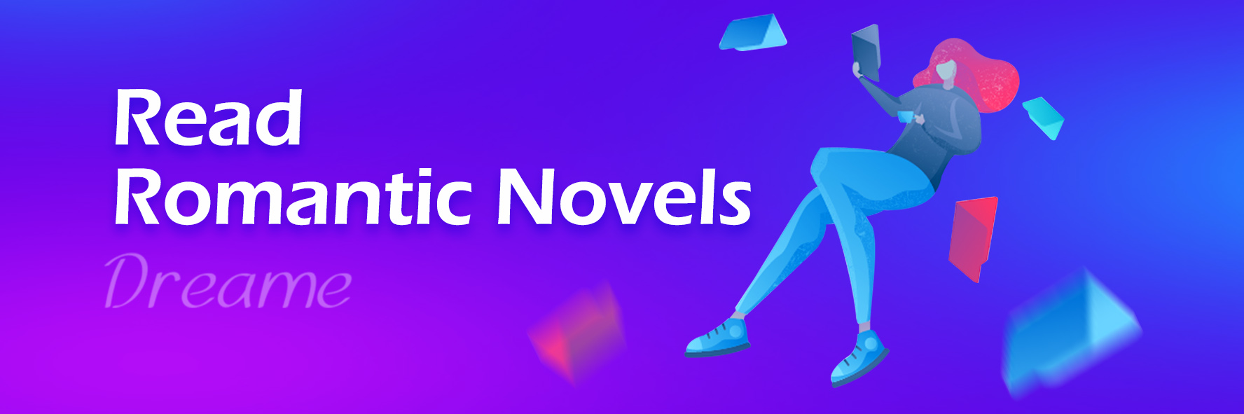Dreame - Romantic Fictions cover