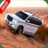 Dubai Desert Prado Jeep Quad Bike Stunt Simulator 2020