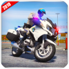 Police Motorbike Simulator: Bike Racing Game