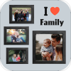 Family photo editor - picture frames 2021