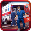 Real Ambulance Rescue Simulator 3d