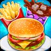 Fast Food Burger Meal Make