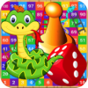 Snakes And Ladders - Dice Game : Board Game