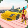 Superhero Car Racer 2020