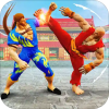 Karate fighting Stars: Kung Fu Master Wrestling 3D