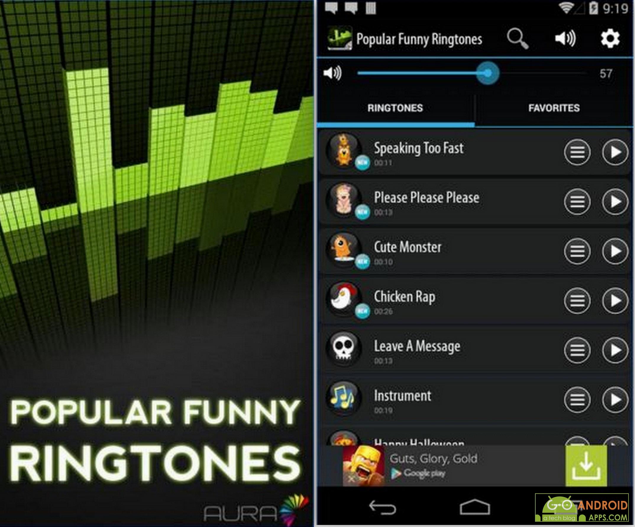 Funny Laugh Ringtones Phone