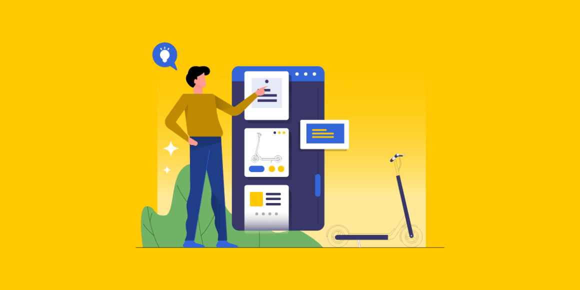 Как начать бизнес-приложение eScooter {Независимое руководство}