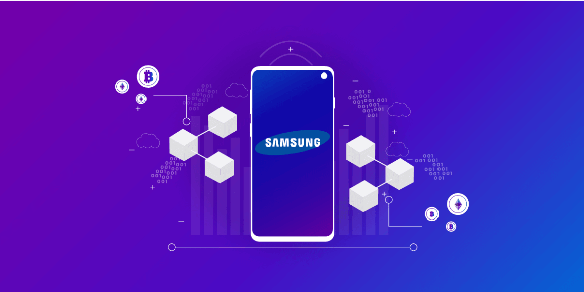 Samsung интегрирует блокчейн в свою бизнес-модель