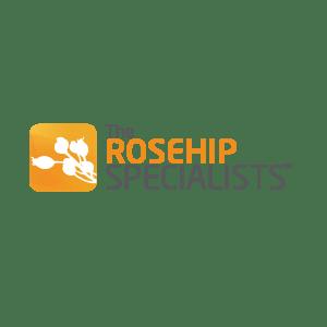 The Rosehip Specialist Logo Identity Branding