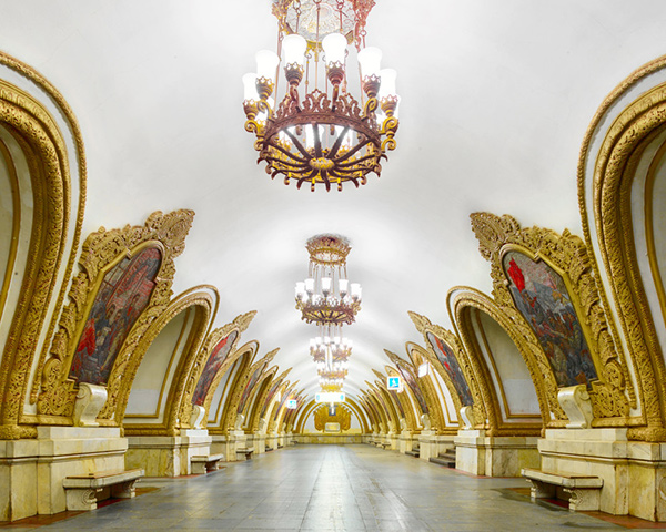 Metro de Moscú