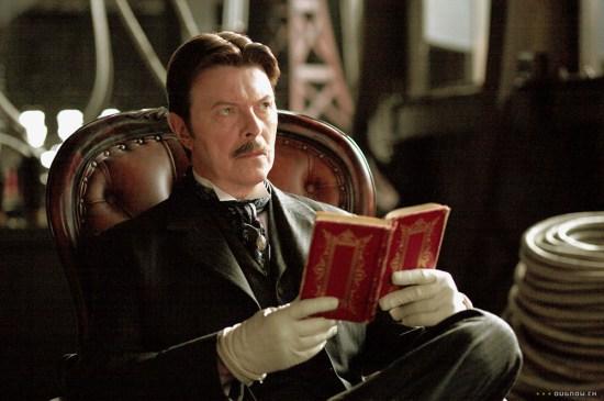 David Bowie Nikola Tesla