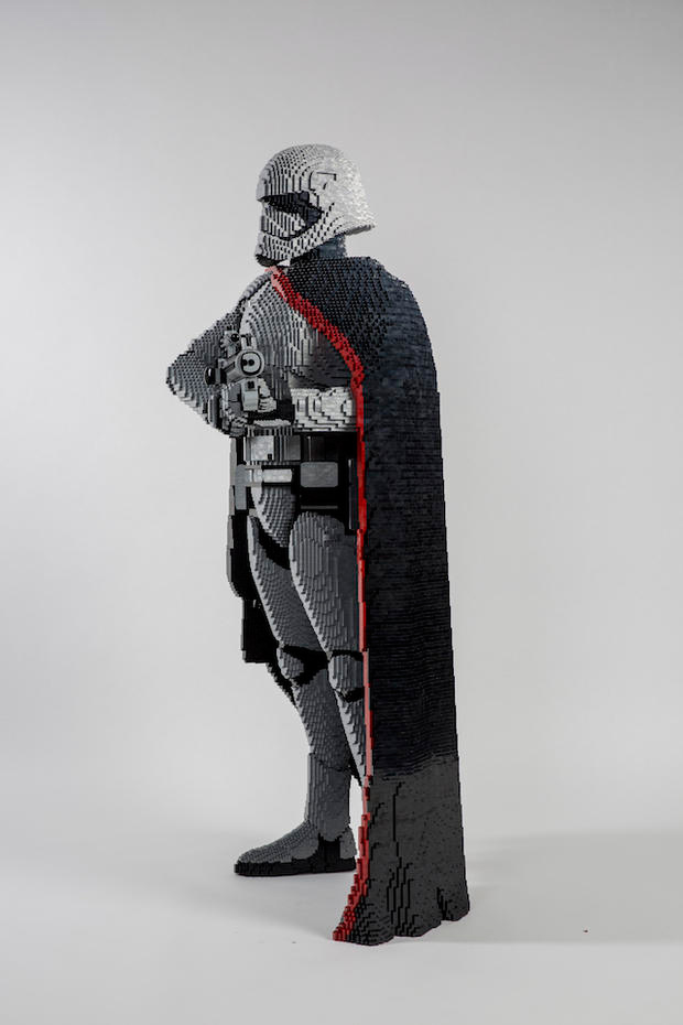 Captain Phasma Lego