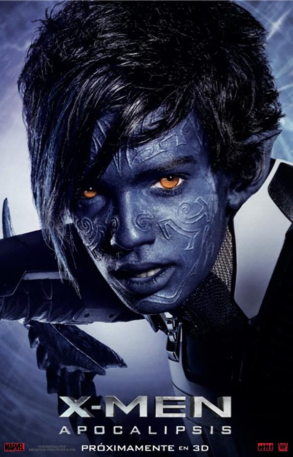 X - Men Apocalypse NIGHTCRAWLER
