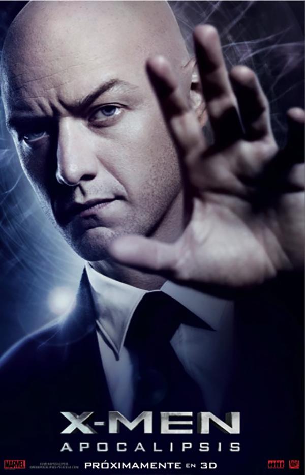 X - Men Apocalypse PROFESSOR X