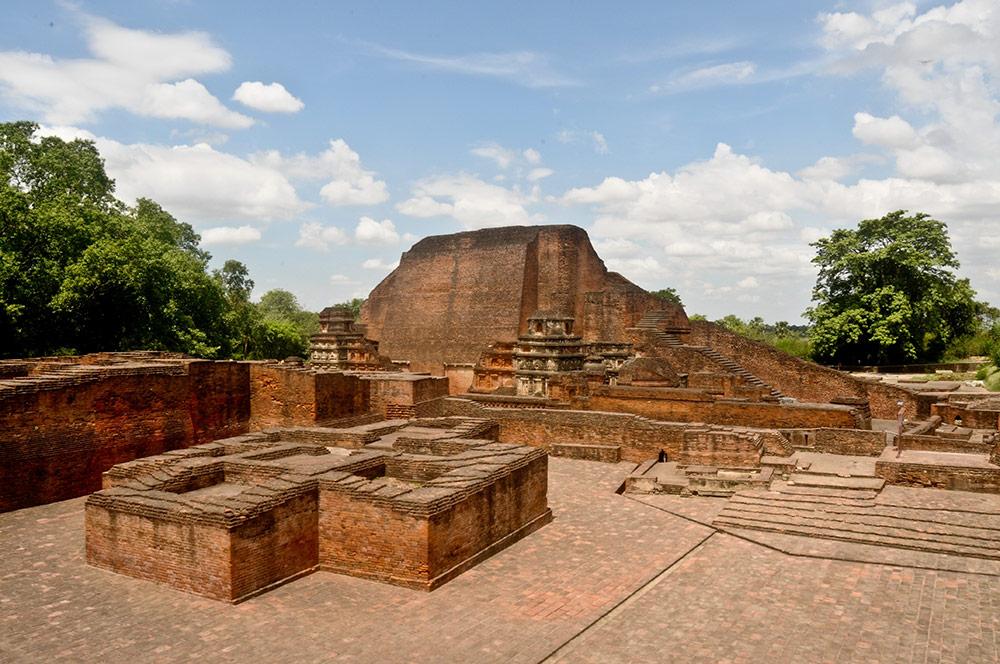 Patrimonio de la Humanidad Nalanda Mahavihara