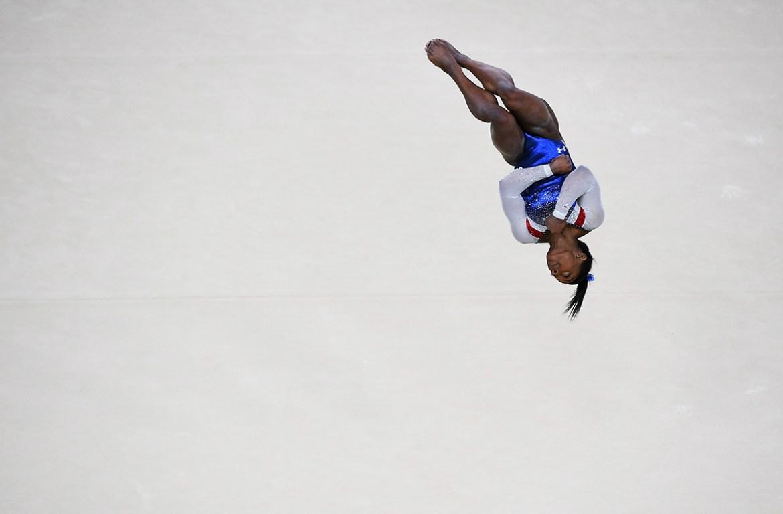 Rio 2016 Simone Biles