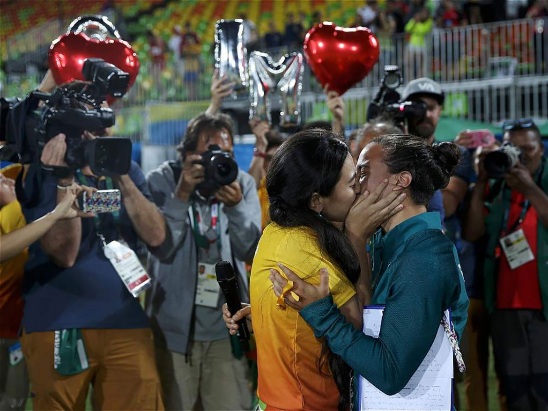 Rio 2016 matrimonio