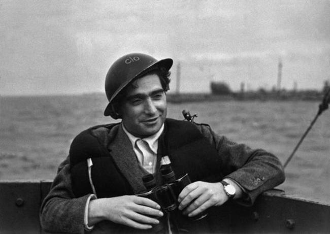 Robert Capa fotografo guerra