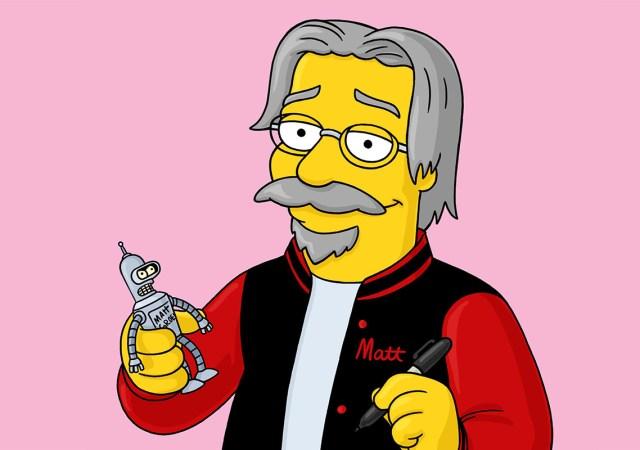Disenchantment es lo nuevo de Matt Groening