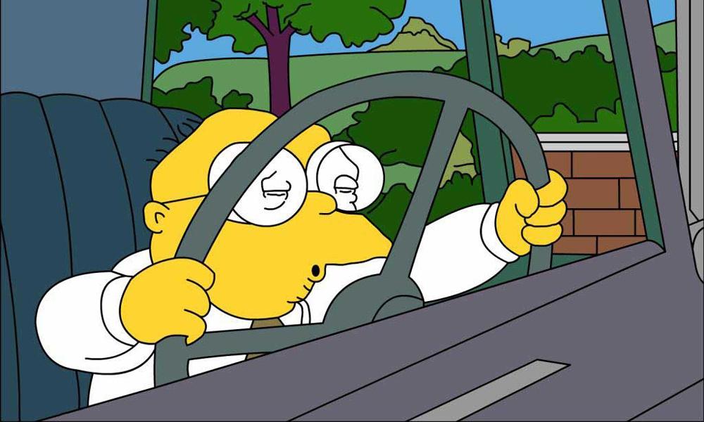 Los Simpson La Historia Desconocida Tras Algunos De Sus Personajes Applauss Com