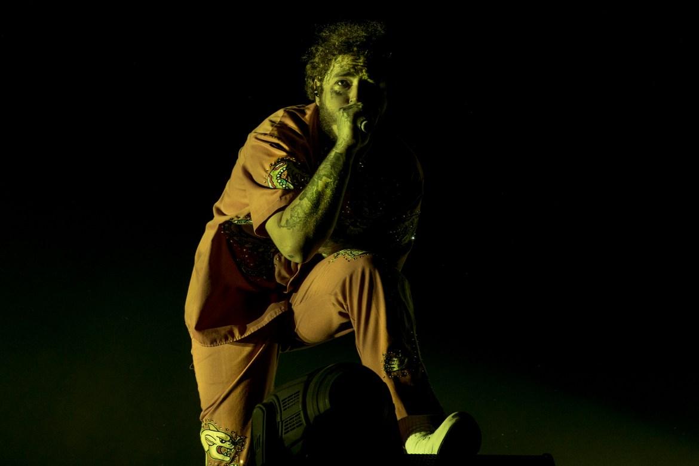 Post Malone en Lollapalooza Chile 2019 | Fotógrafo: Gabriel Cedrés