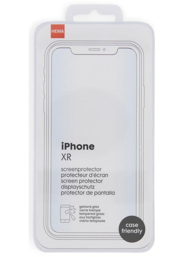 Apple Screenprotector IPhone XR