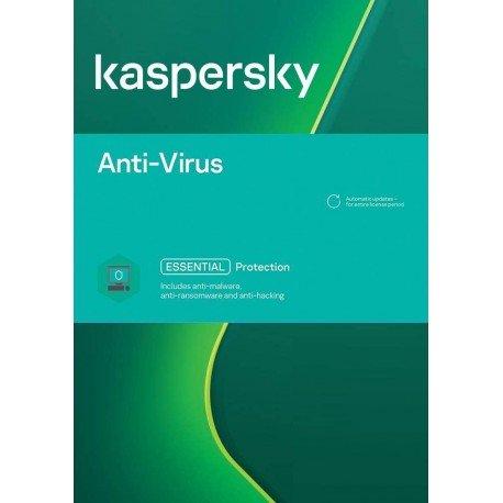 Kaspersky Anti-Virus 3PC 2jaar