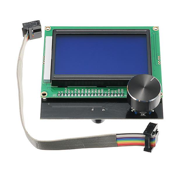 Creality 3D® Universal LCD 12864 3D Printer-weergavescherm met encoder voor model Ender-3/CR-10/CR-7