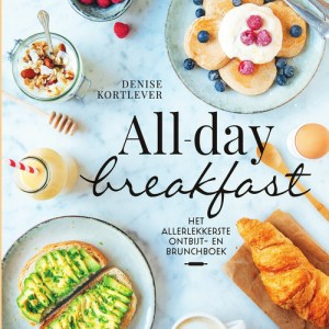 All-day breakfast - Denise Kortlever - Hardcover (9789000347094)