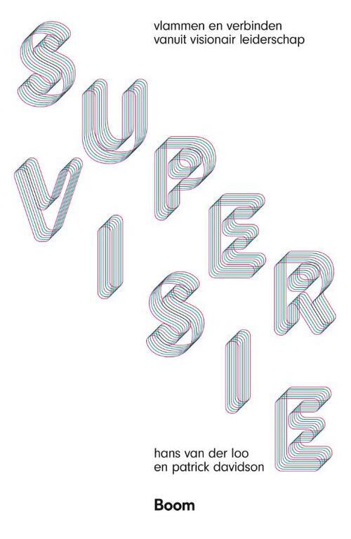 SuperVISIE - Hans van der Loo, Patrick Davidson - Hardcover (9789024403523)