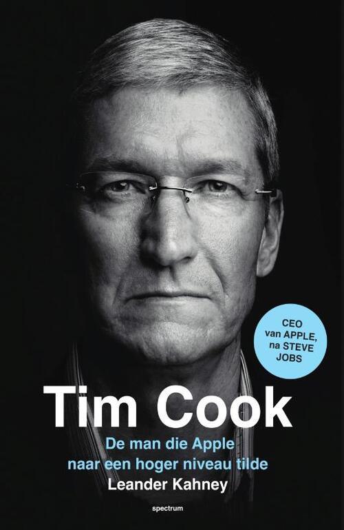 Tim Cook - Leander Kahney - Paperback (9789000367948)